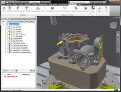 hyperMILL e Autodesk Inventor 2011